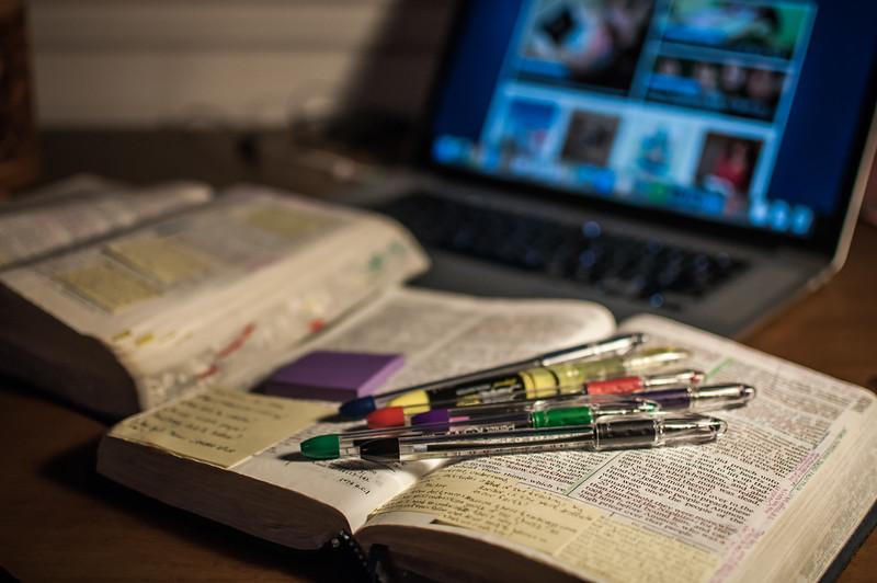 Scripture Study - January 22