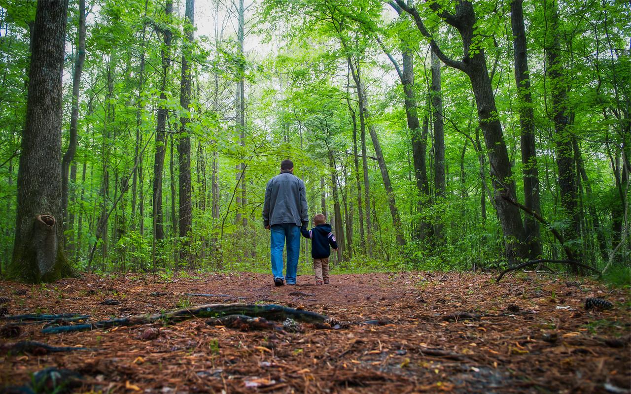 Walking with McKay - April 24
