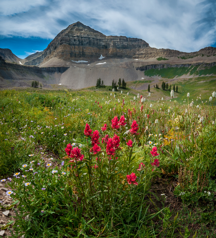 Mount Timp - August 1