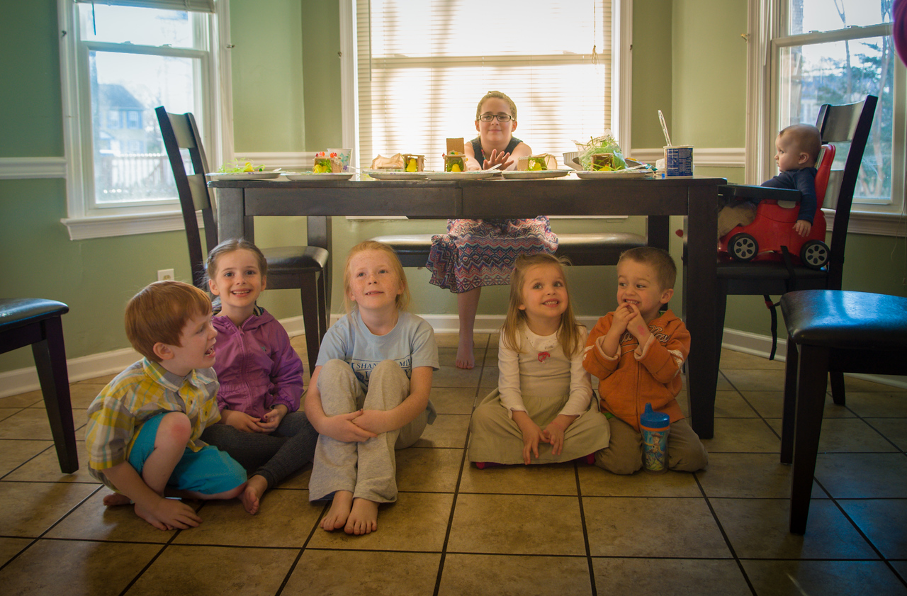 Easter Fun - March 30