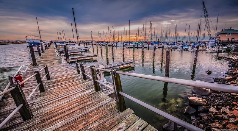 Rebel Marine Harbor - January 29