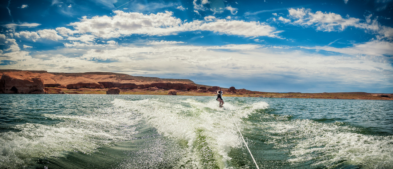 Lake Powell - July 24