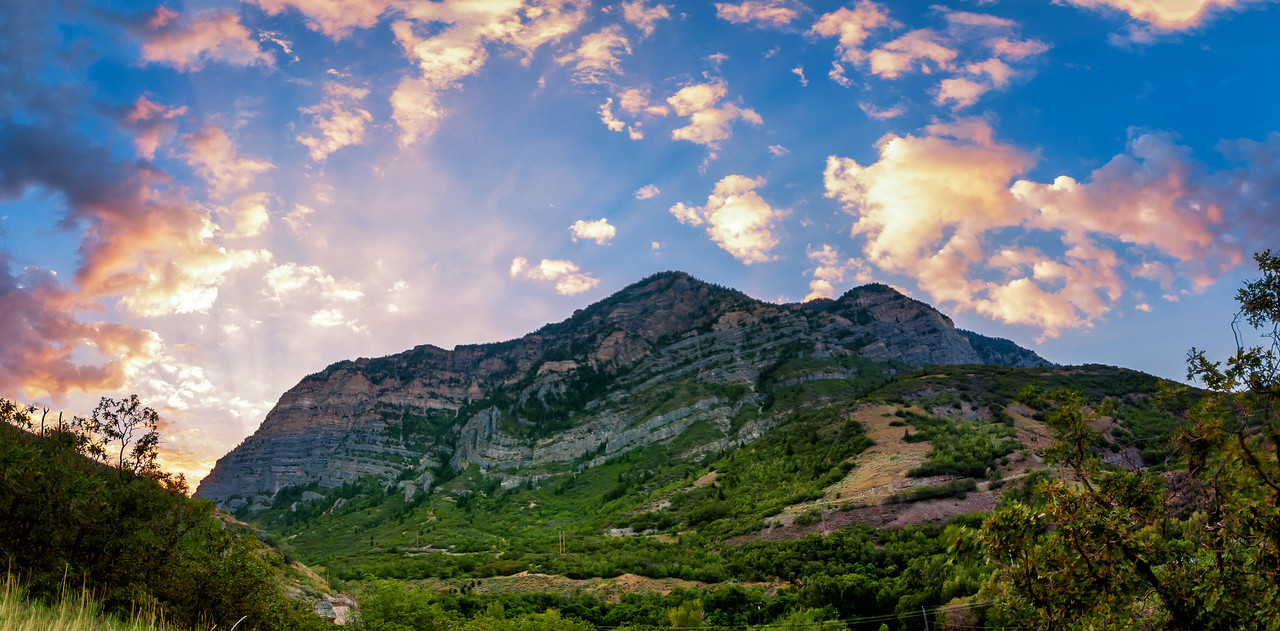 Provo Mountain - August 10