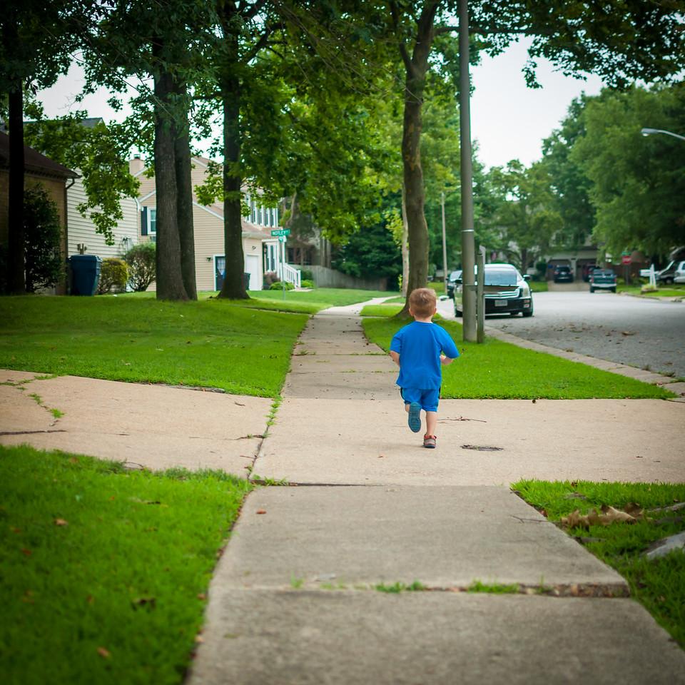 Running McKay - July 5