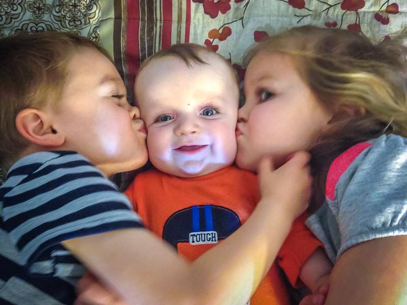 Kid Kisses - March 26