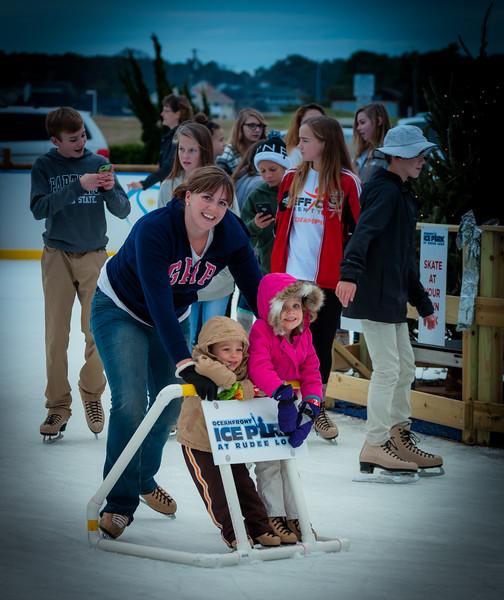 Ice Skating - January 2