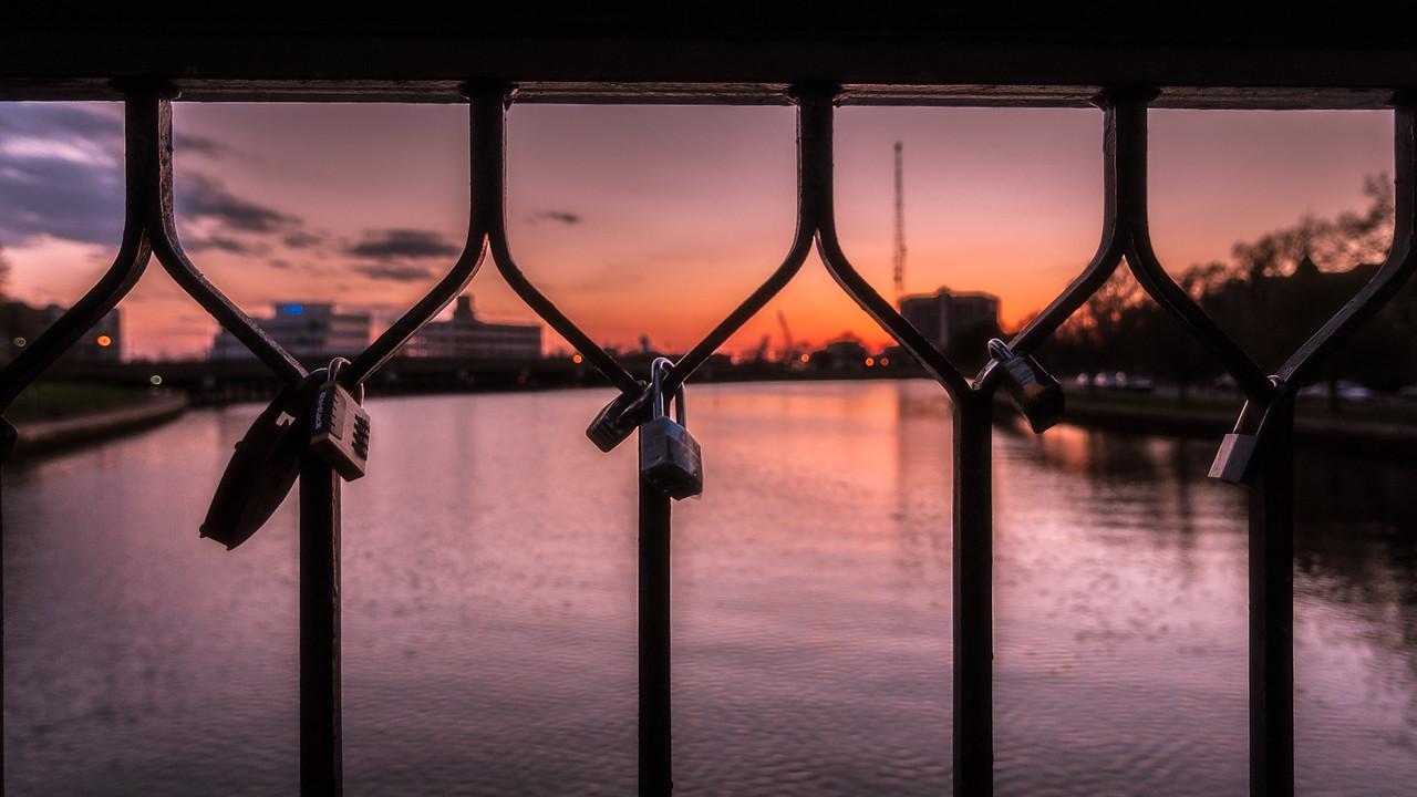 Locked Love - April 11