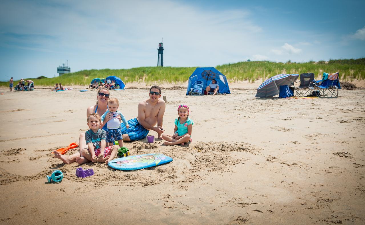 Final Beach Day - July 18
