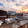 Bukchon Sunset