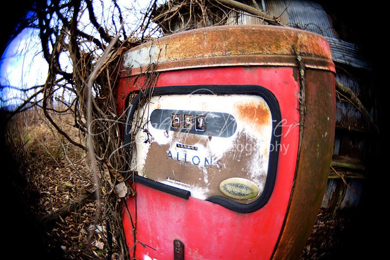 Antique Fuel 001/365