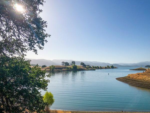 Morning at Lake Berryessa