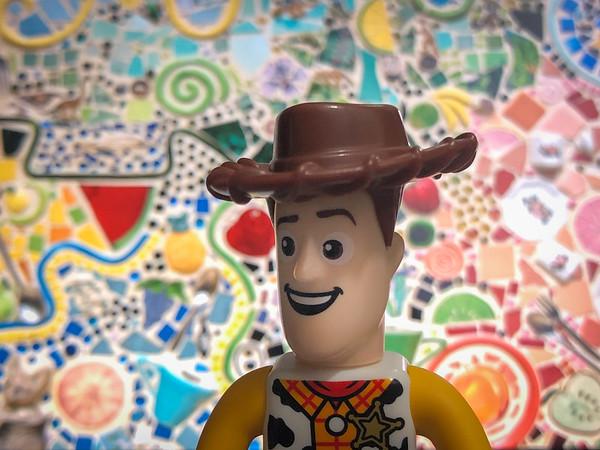 Lego Woody