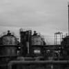 Derelict tanks at Gasworks Park 1/2/14 Day 2