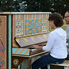 Piano in the Park (Maple Leaf Park) 7-19-14 Day 200
