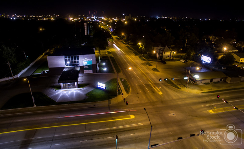 9-10-2018<br /> <br /> 252/365<br /> <br /> Norfolk night scape on a Monday night. <br /> <br /> Photo taken with a DJI Inspire 1 v2<br /> <br /> ISO 100<br /> <br /> 2.5 seconds at F2.8<br /> <br /> (152823)