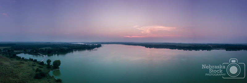 8-9-2018<br /> 221/365<br /> Willow Lake in Pierce County<br /> Photo taken with a DJI Mavic Pro<br /> ISO 200<br /> 1/40th at F2.2<br /> (139574)