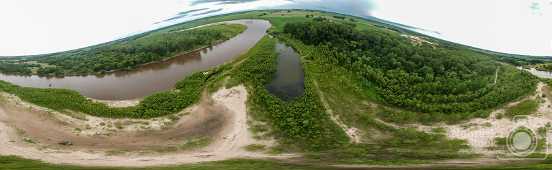 6-30-2018<br /> 181/365<br /> <br /> This is my first attempt at a 59 picture stitched spherical pano taken with a DJI Spark. I am fairly happy with the turn out. Something different and new to play around with. That is the cool thing about photography. There is always something new to do and learn.<br /> <br /> Photos taken with DJI Spark<br /> ISO 200<br /> 1/320th at F2.6<br /> (111457)