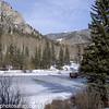 Day 15 - the collegiate mountain range in Central Colorado near small town of Buena Vista where friend Sharon Spurgeon Pikul lives.