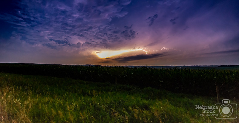 7-18-2018<br /> 199/365<br /> The evening storms that rolled across Northeast Nebraska Wednesday night. <br /> Photo taken with a Nikon D600 with a Tamron 15-30mm<br /> ISO 3200<br /> 1/5th at F2.8<br /> (116521)