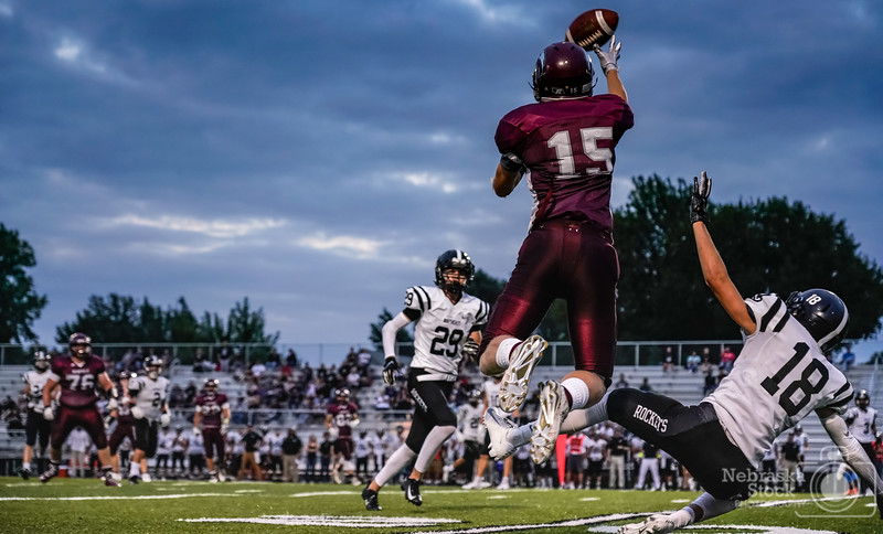 9-13-2018<br /> <br /> 256/365<br /> <br /> Norfolk vs Lincoln Northeast<br /> <br /> Photo taken with a Sony A7rIII with a Sony FE 24-105<br /> <br /> ISO 2000<br /> <br /> 1/800th at F4<br /> <br /> (`55114)
