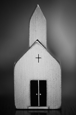 157 - a religious or sacred object