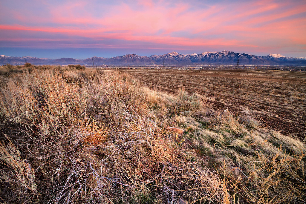 338 of my 365 project; peaks of the Wasatch