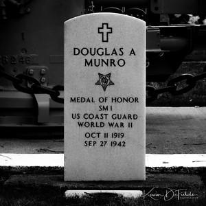 Douglas A Munro