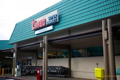 Times Supermarket, Ko'olau Shopping Center, Kane'ohe, O'ahu, Hawai'i - Day 116 of 365, April 26, 2011