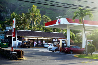 Ka'a'awa 7 Eleven Store, Ka'a'awa, O'ahu, Hawai'i - Day 115 of 365, April 25, 2011