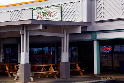 Papa Ole's Kitchen, Hau'ula, O'ahu, Hawai'i - Day 97 of 365, April 7, 2011