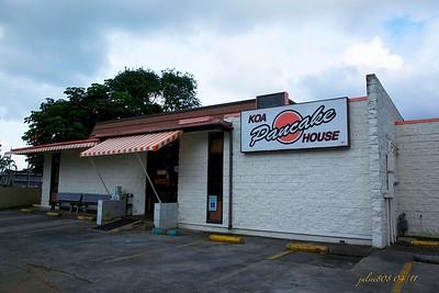 Koa Pancake House, Kane'ohe, O'ahu, Hawai'i - Day 94 of 365, April 4, 2011