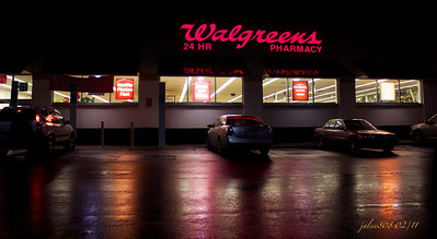 Walgreens Pharmacy, Kane'ohe, O'ahu, Hawai'i - Day 38 of 365, February 7, 2011