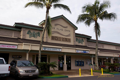 Laie Village Center, Laie, O'ahu, Hawaii, Day 49 of 365, February 18, 2011