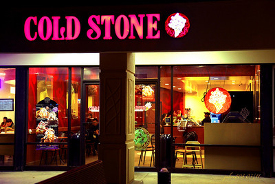 Cold Stone, Kane'ohe, O'ahu, Hawai'i - Day 90 of 365, March 31, 2011