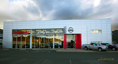 King Windward Nissan, Kane'ohe, O'ahu, Hawai'i - Day 73 of 365, March 14, 2011