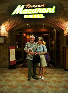 Romano's Macaroni Grill, Ala Moana Shopping Center, Honolulu, O'ahu, Hawai'i - Day 130 of 365, May 10, 2011
