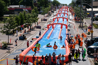 Urban Slide -Orangeville 2016