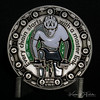 Cool Cow Cachers' - Moun10Bike 15 Year Tribute Geocoin