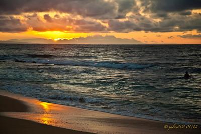 366 Sunrises of 2012