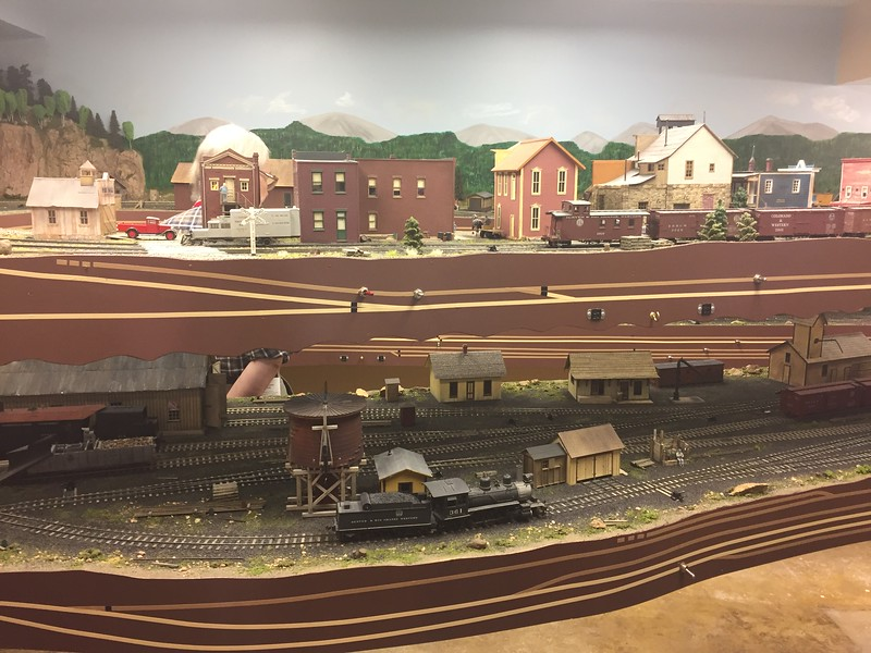 Jim Trowbridge's On3 Layout