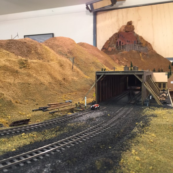 Fred Oster Layout Tour -HOn3