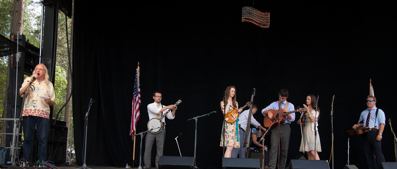 Flatt Lonesome 6/15 -16/2012 CBA Father's Day Festival