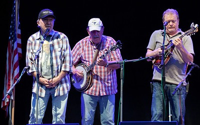 37th Annual Father's Day Bluegrass Festival 6/14-17/2012
