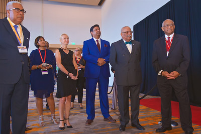 October 03, 2019 - CRMSDC Top 100 Awards Ceremony at the MGM National Harbor