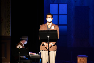 The 39 Steps: Escape from a Live Radio Play