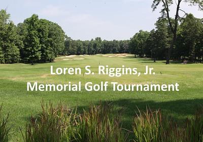 39th Annual Loren S. Riggins Jr. Memorial Golf Tournament