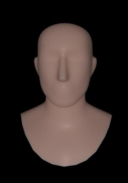 5-99 Arnold skin rendered