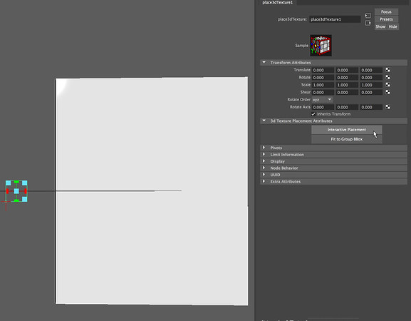 5-94 Rescaling a projection texture