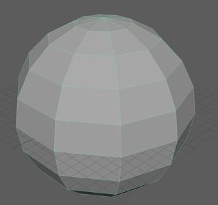 1-1 A polygon sphere
