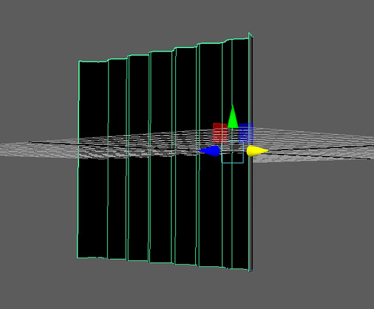 6-42 The resulting NURBS surface